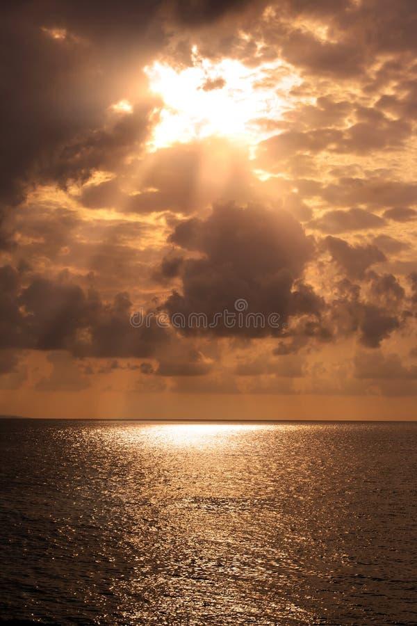 Lekarki jamy plaży klub, Montego Bay, Jamajka zdjęcia stock