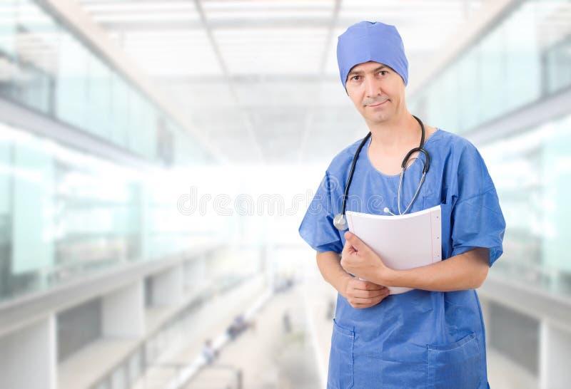 Lekarz obrazy royalty free