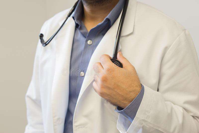 Lekarz medycyny obrazy stock