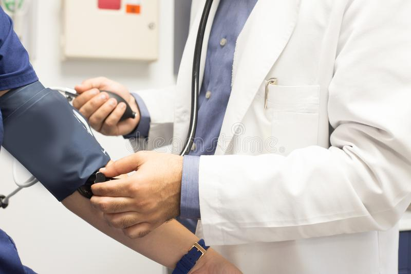 Lekarz medycyny obraz stock