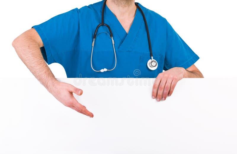 Lekarz medycyny. zdjęcia royalty free