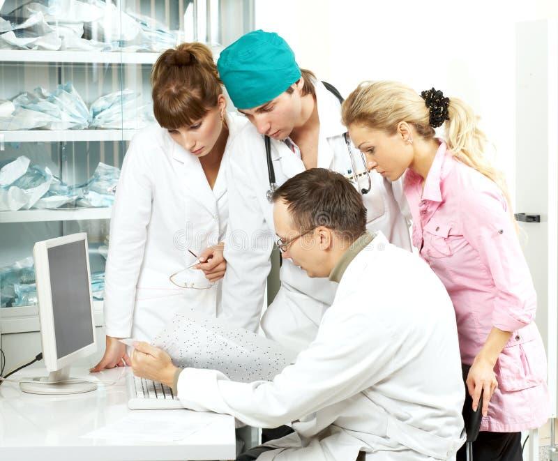lekarze obraz stock