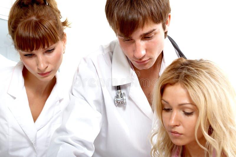 lekarze fotografia stock