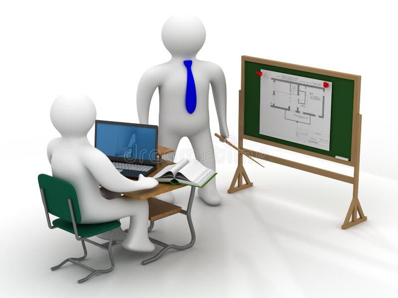 lekci klasowa szkoła
