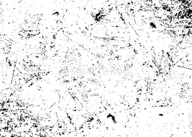 Lekka grunge tekstura biała i czerń 2 zdjęcie royalty free