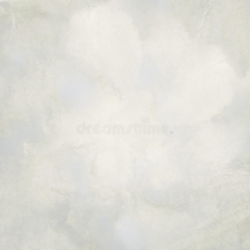 Lekki abstrakcjonistyczny biel, szarość malująca przepuszcza akwareli tło obrazy royalty free