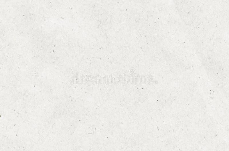 Lekki biel przetwarzająca papierowa tekstura z kopii przestrzenią obrazy stock