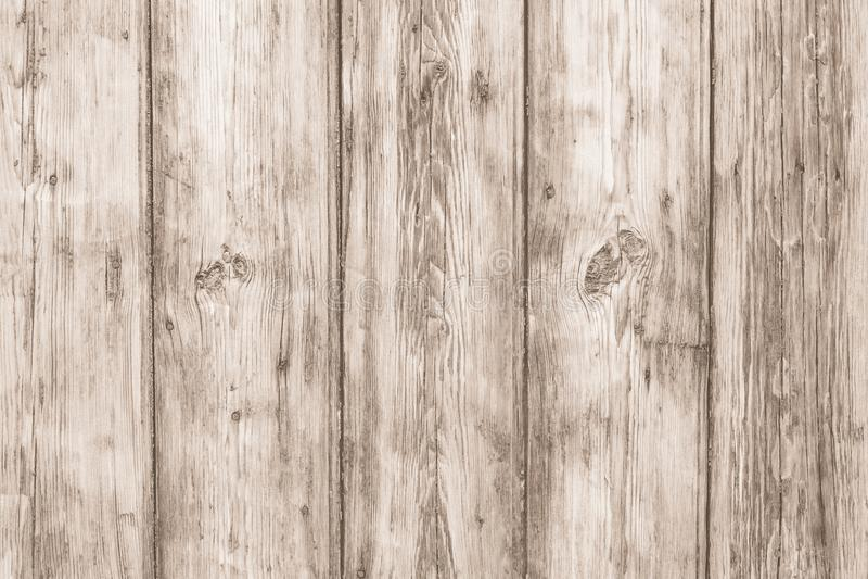 Lekki drewniany biurko Dąb płotowa tekstura Stary Drewniany brown t?o Twarde drzewo szalunku wzór Brudny wieśniak paskująca rama  fotografia stock