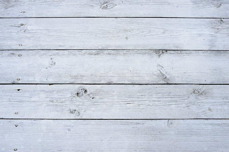 Lekki drewniany tekstury tło, drewniany stołowy odgórny widok obrazy stock