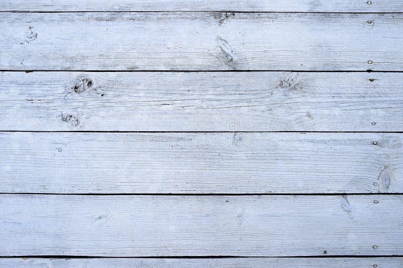 Lekki drewniany tekstury tło, drewniany stołowy odgórny widok zdjęcie stock