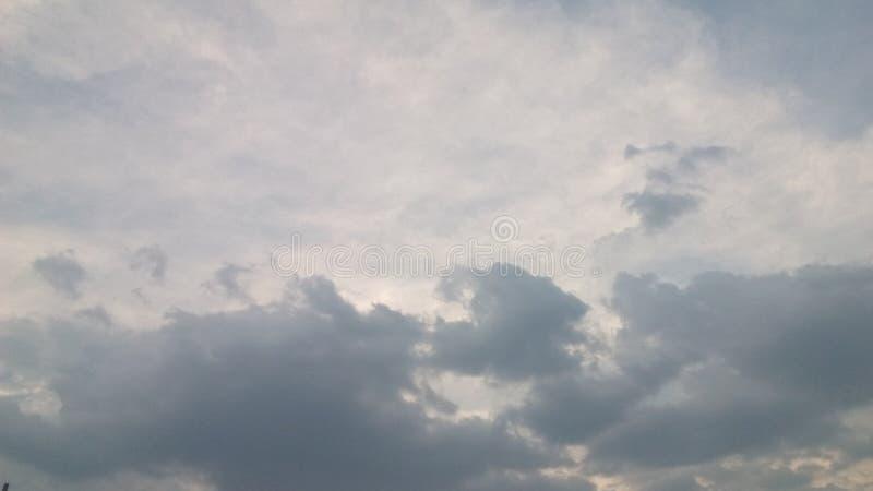Lekki niebo zdjęcie royalty free
