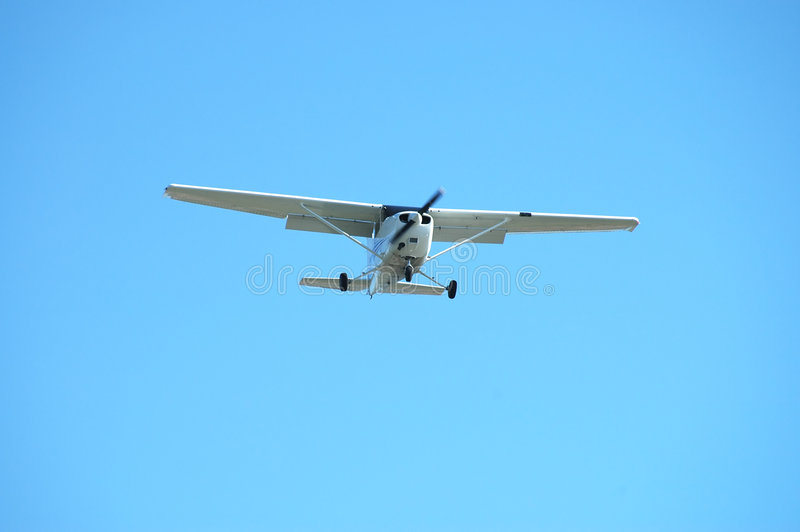 lekki samolot zdjęcie stock
