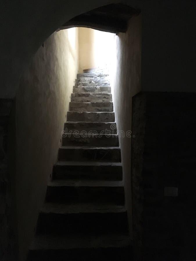 lekki schody obrazy stock