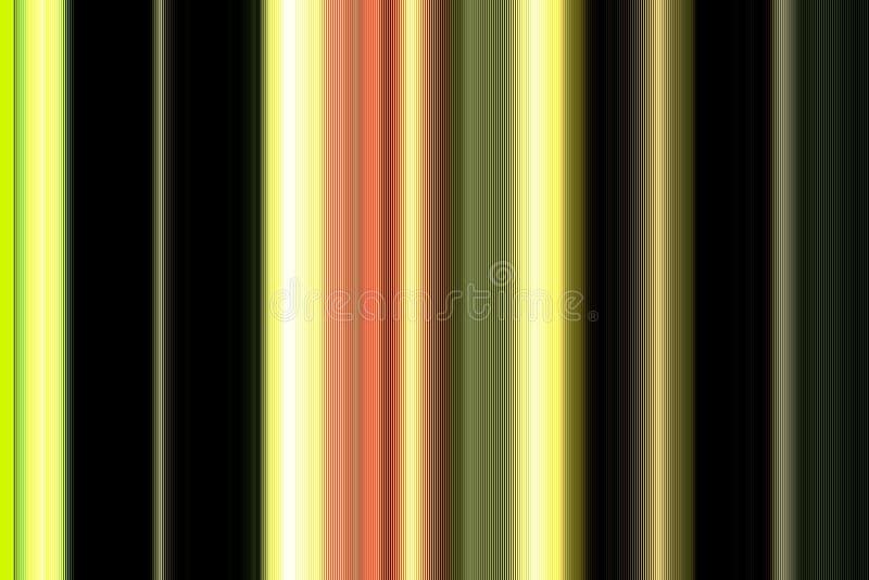 Lekkie ciemne kontrast linie, abstrakta wzór ilustracji