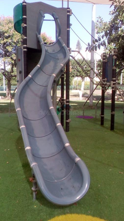 Lekplats för barn royaltyfri bild