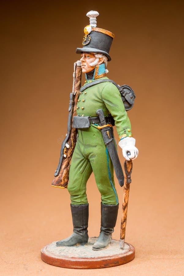 Leksak för tenn- soldat royaltyfri bild