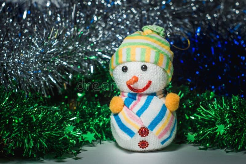 Leksaker för ` s för nytt år royaltyfria foton
