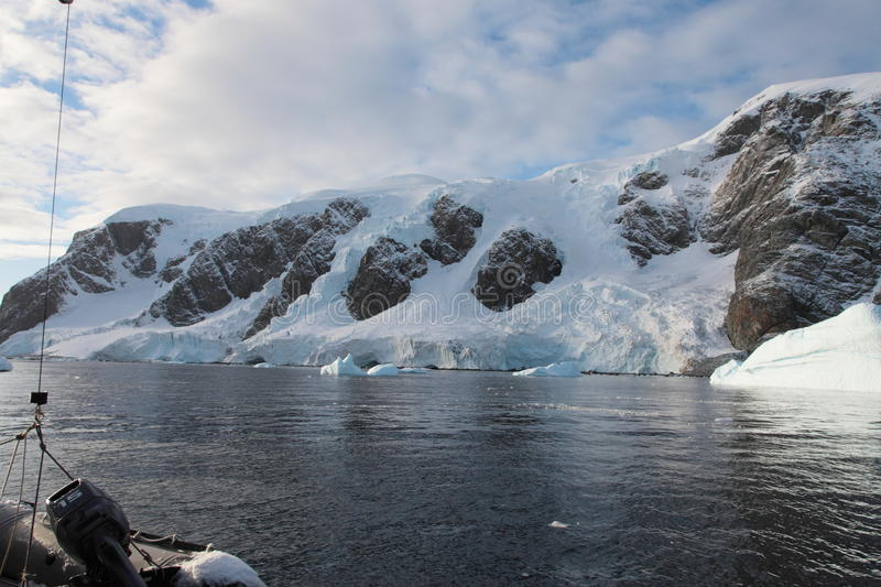 Download Lemaire Chanel In Antarctica Stock Image - Image: 13318027