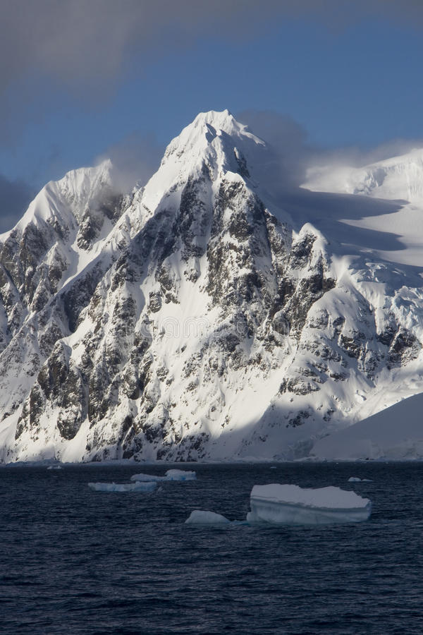 Download Lemaire Channel, Antarctica Royalty Free Stock Image - Image: 9748786