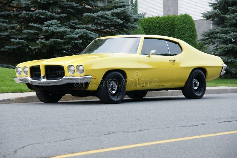 lemans Pontiac zdjęcia royalty free