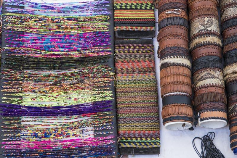 Lembranças Colômbia imagens de stock