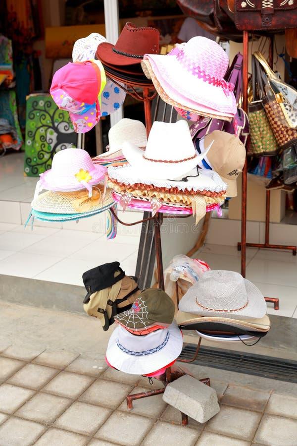 Lembranças de Bali/mercadoria foto de stock royalty free