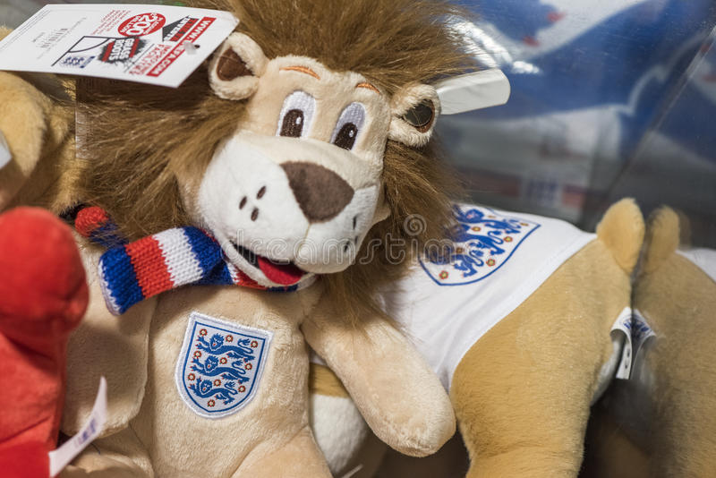 Lembranças de Wembley imagem de stock royalty free