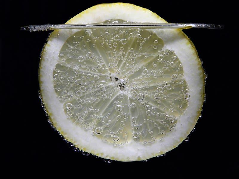 Download Lemon stock photo. Image of refreshing, slice, closeup - 14292424