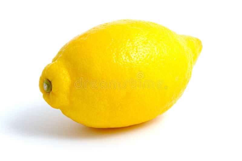 Lemon. stock photography