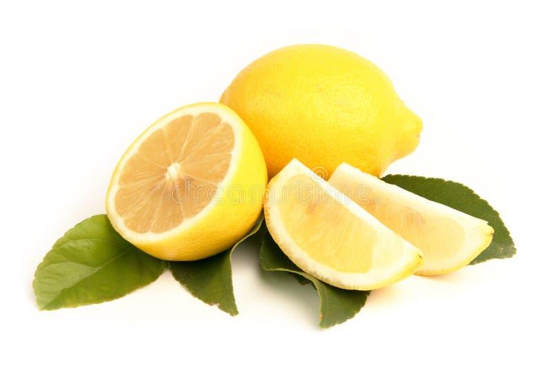 Download Lemon stock photo. Image of lemon, pieces, diets, segments - 5243638