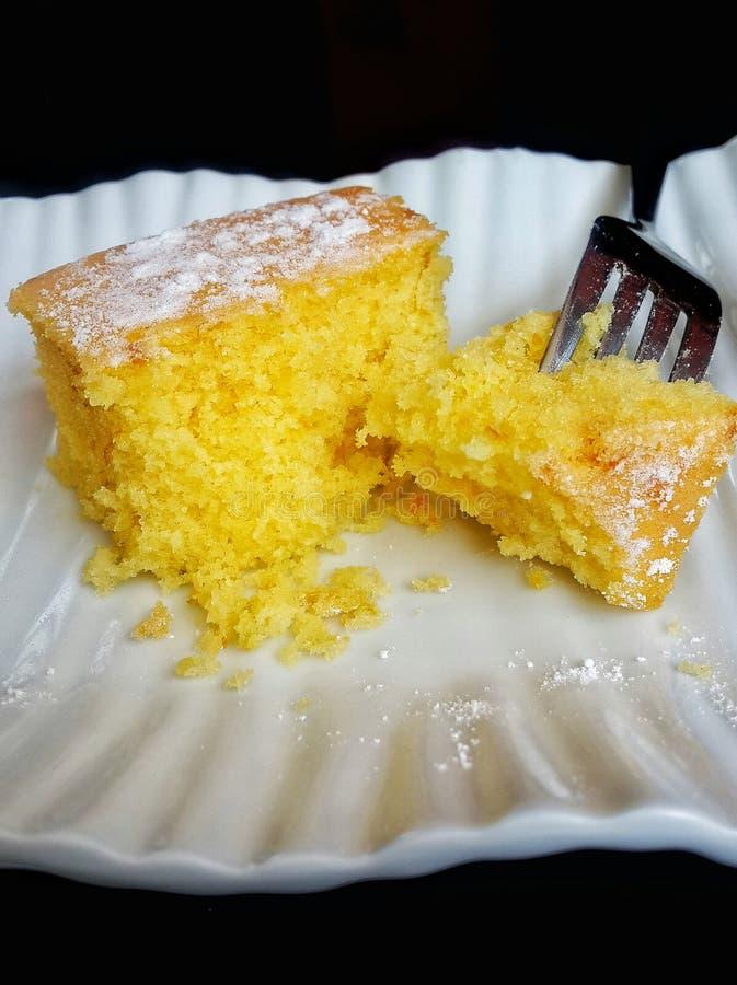Lemon Cake royalty free stock image