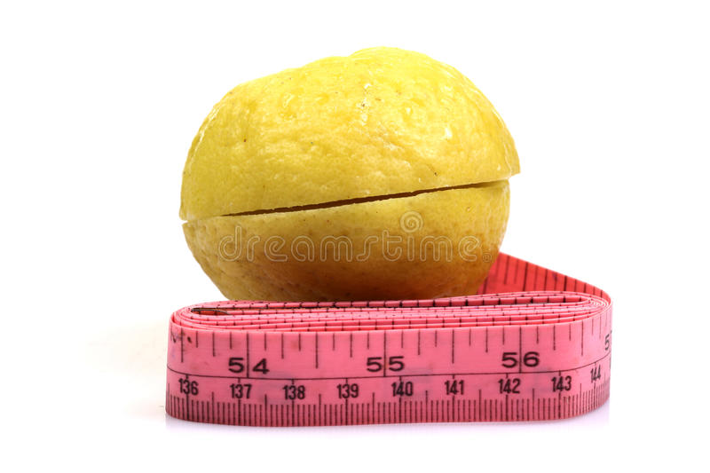 Download Lemon and fittness stock image. Image of inches, vitamon - 18231987