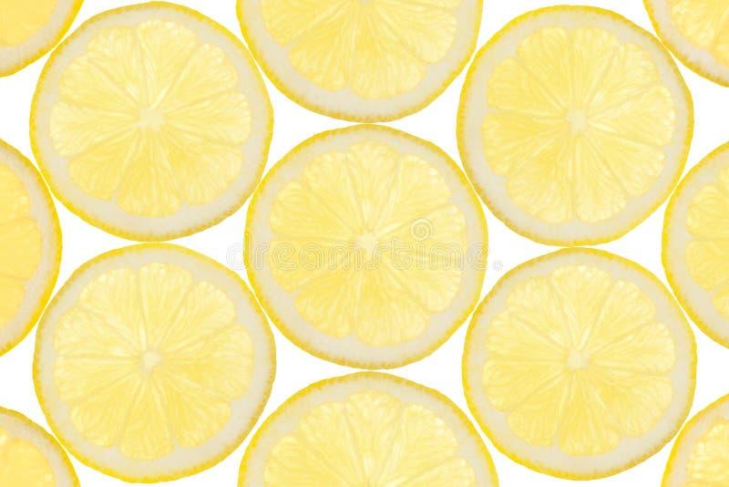 Lemon Fruit Background Stock Image
