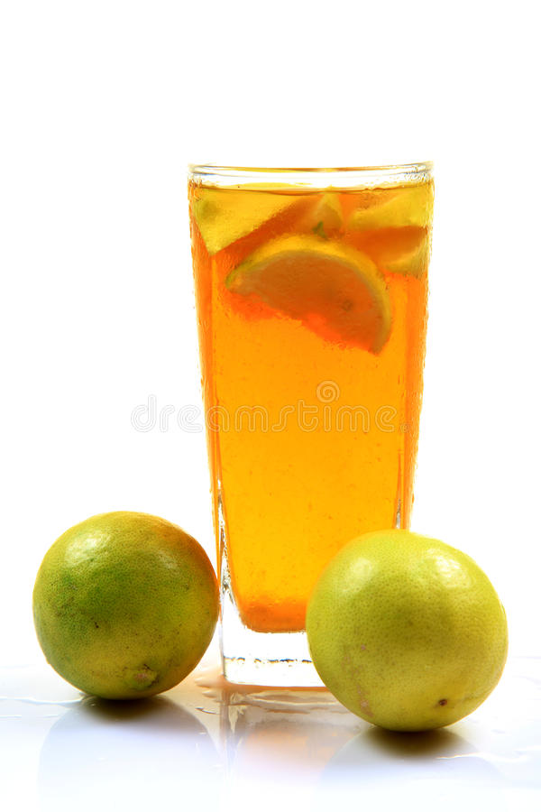 Download Lemon ice tea stock image. Image of drop, freshness, glass - 20641419
