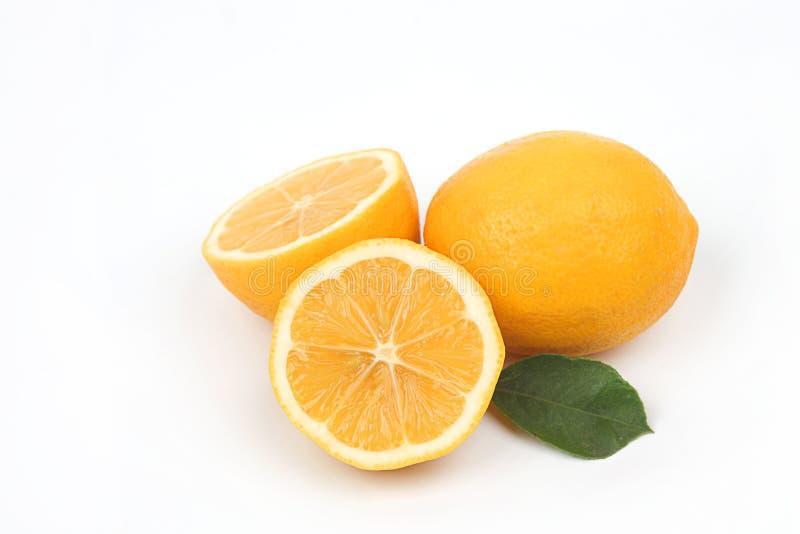 Download Lemon Isolated On White Background Royalty Free Stock Photo - Image: 28255625