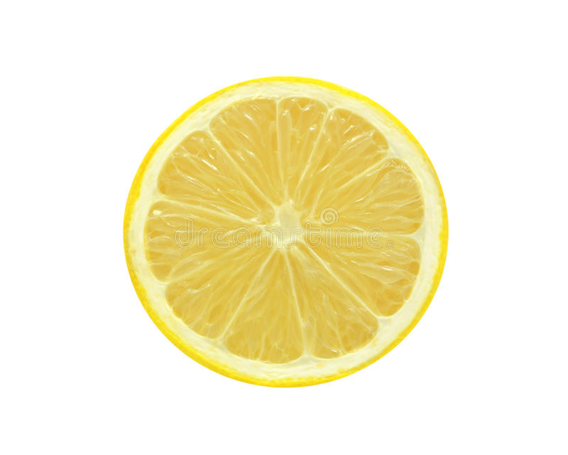 Download Lemon stock image. Image of lemonade, pieces, white, slices - 34606655