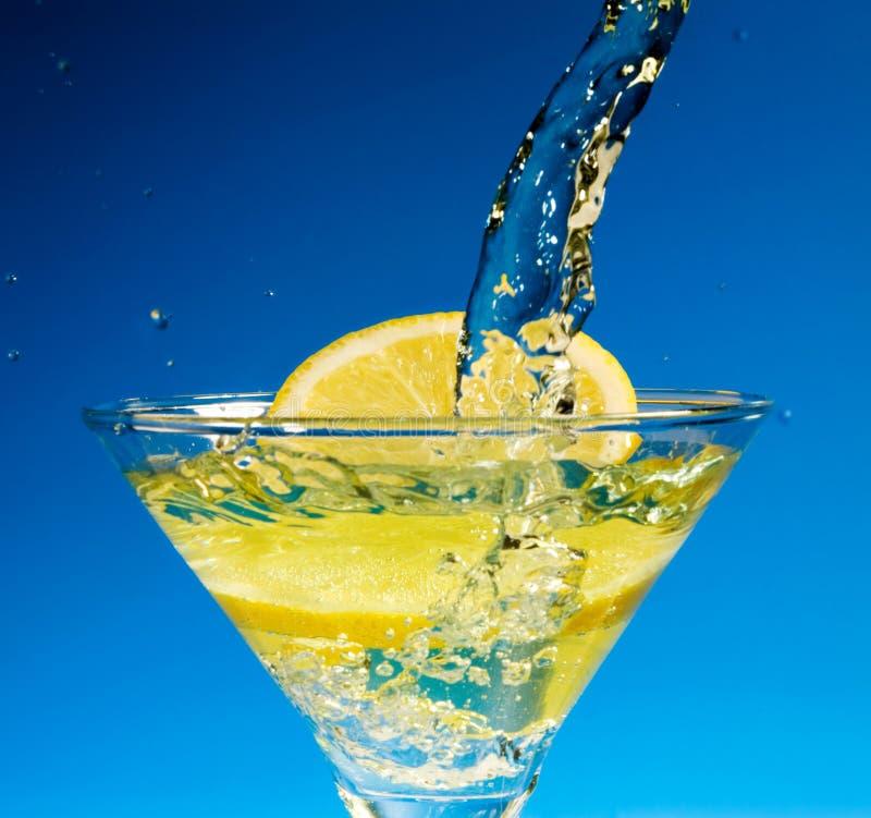 Download Lemon juice stock photo. Image of blue, green, restaurant - 19251904