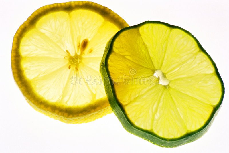 Download Lemon and Lime stock photo. Image of sour, lemons, decoration - 151572