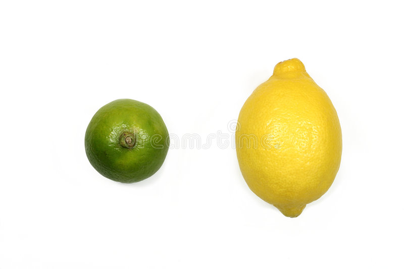 Download Lemon and Lime stock photo. Image of limes, beverages, drinks - 505240