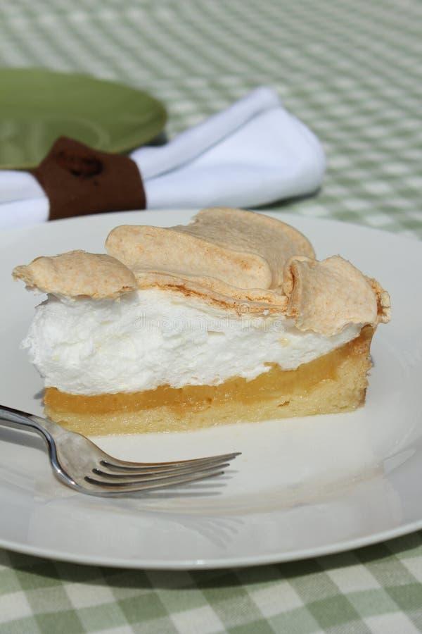 Download Lemon meringue pie stock photo. Image of citrus, british - 21348832