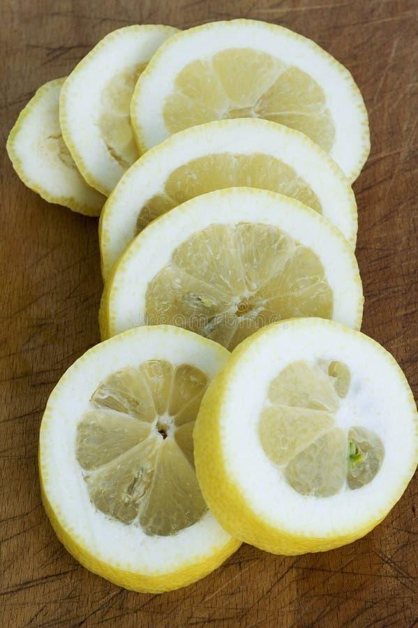 lemon plasterki zdjęcia stock