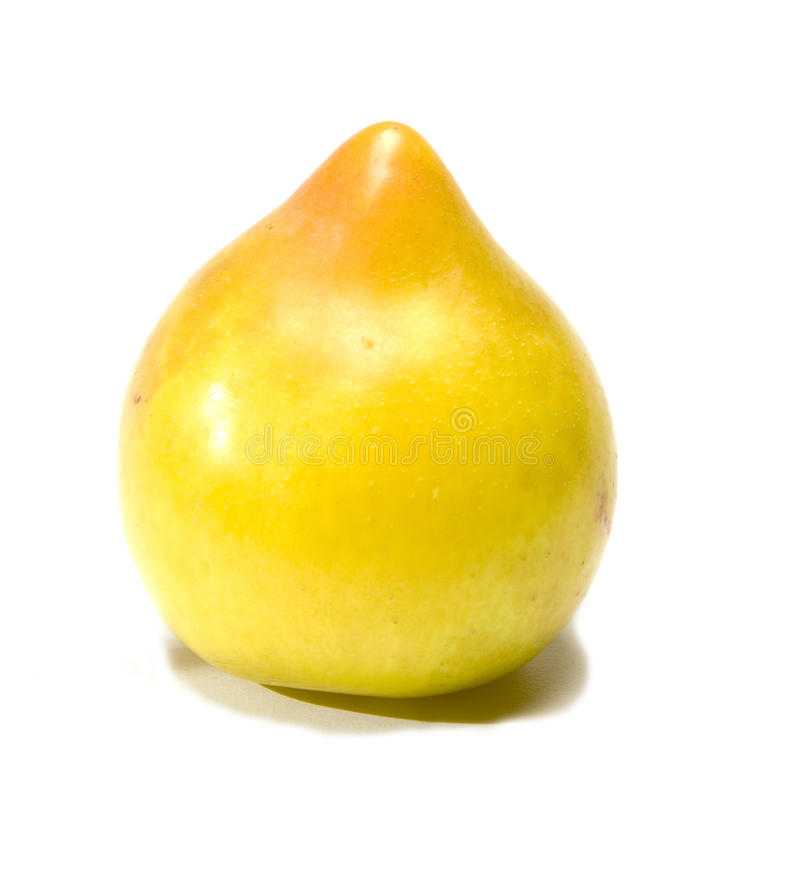 Download Lemon Plum Fruit From Chile Stock Image - Image: 23460685