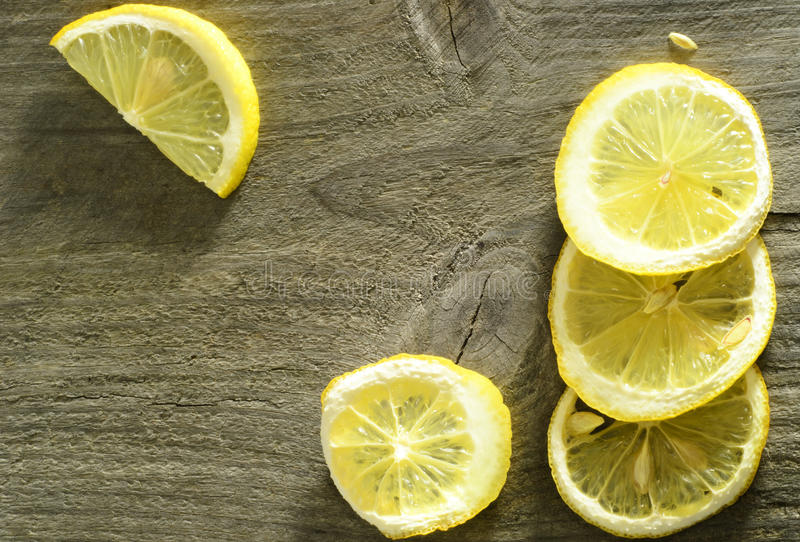 Download Lemon rustic stock photo. Image of piece, slice, ingredient - 28388324