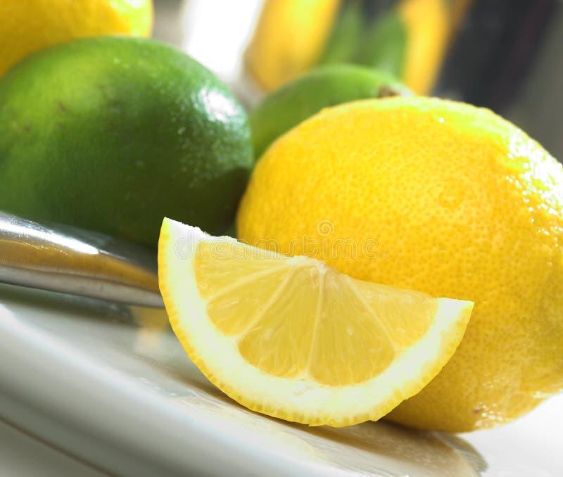 Lemon Slice stock photos