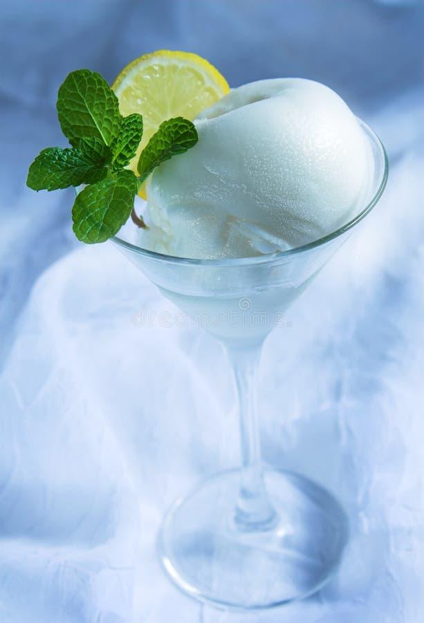 Free Lemon Sorbet Stock Photography - 1798312