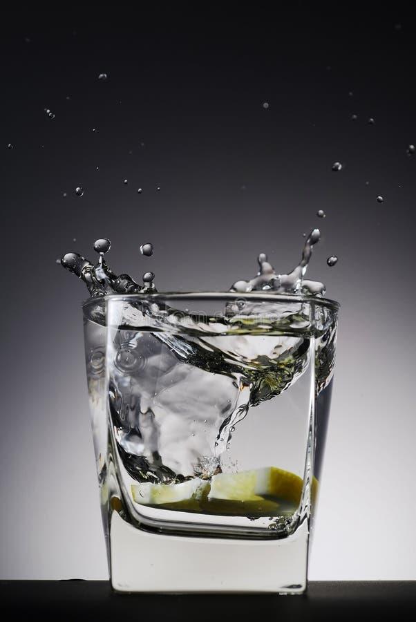 Free Lemon Splash Royalty Free Stock Images - 10176719