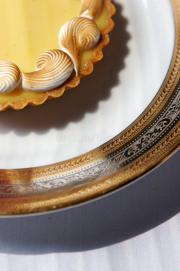 Free Lemon Tart Royalty Free Stock Image - 3752296