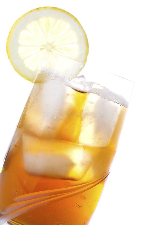 Free Lemon Tea Royalty Free Stock Photo - 18296895