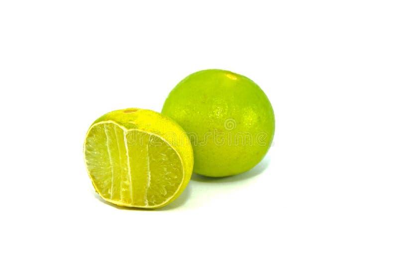 Download Lemon  on white background stock image. Image of natural - 25302085