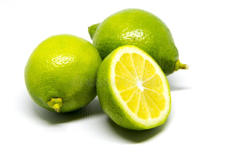 lemon zielona zdjęcie royalty free